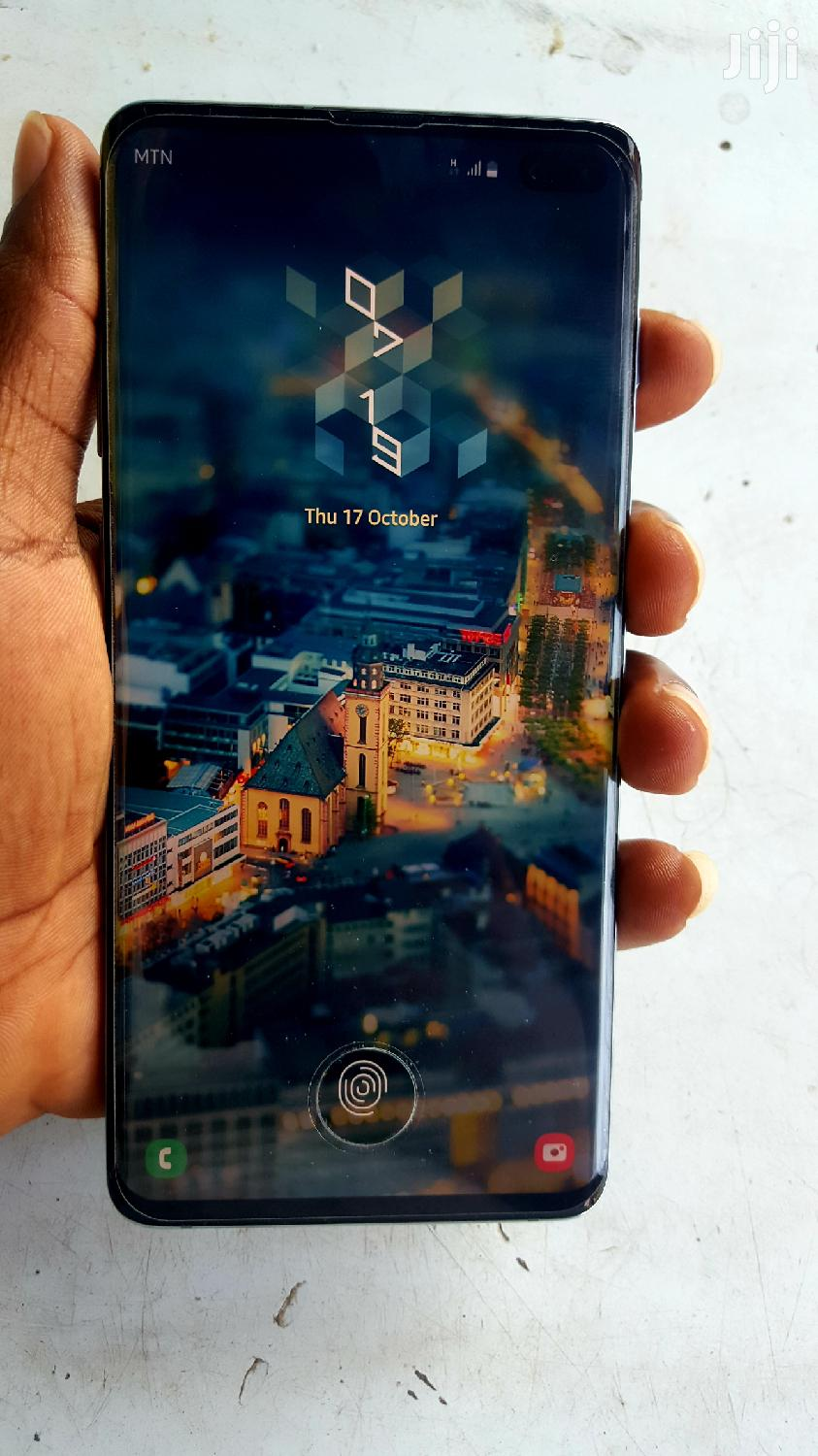 New Samsung Galaxy S10 Plus 128 GB Black | Mobile Phones for sale in Teshie-Nungua Estates, Greater Accra, Ghana
