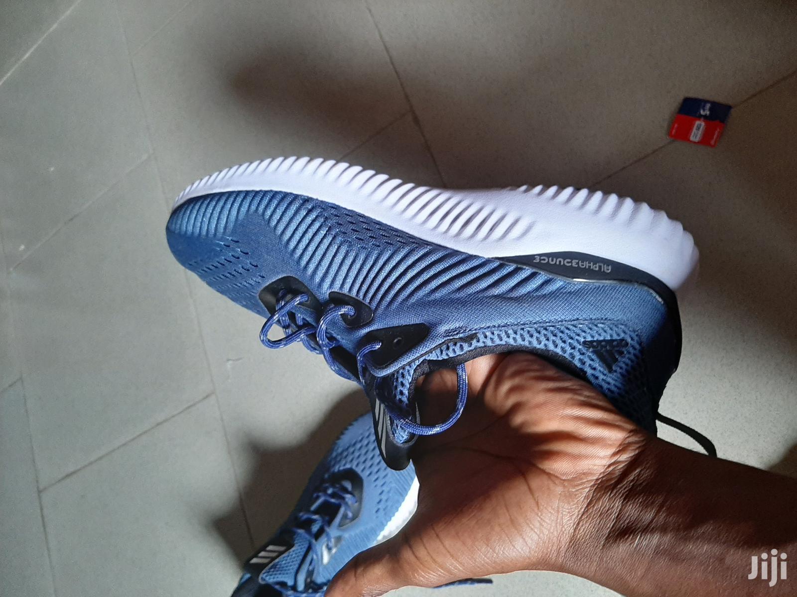 Adidas Alpha Bounce Trainer Size 45.5   Shoes for sale in Kumasi Metropolitan, Ashanti, Ghana