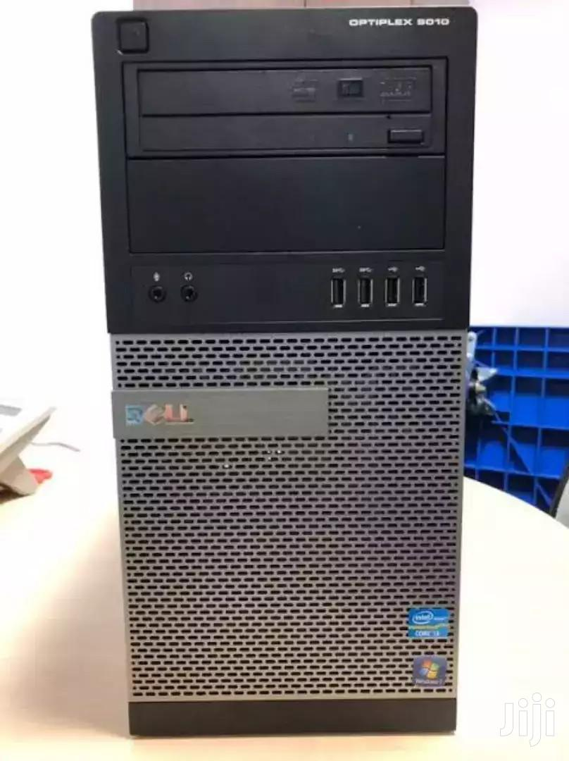 Archive: Desktop Computer Dell 8GB Intel Core i7 HDD 750GB