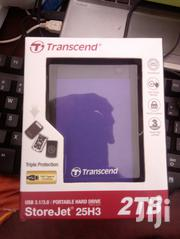 Transcend 2TB External Hard Drive | Computer Hardware for sale in Greater Accra, Nii Boi Town
