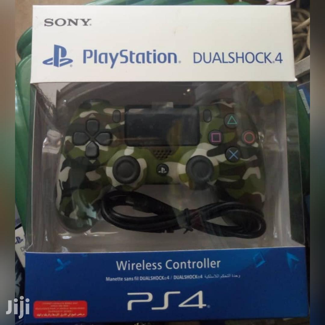 Sony PS4 Wireless Controller   Video Game Consoles for sale in Accra Metropolitan, Greater Accra, Ghana