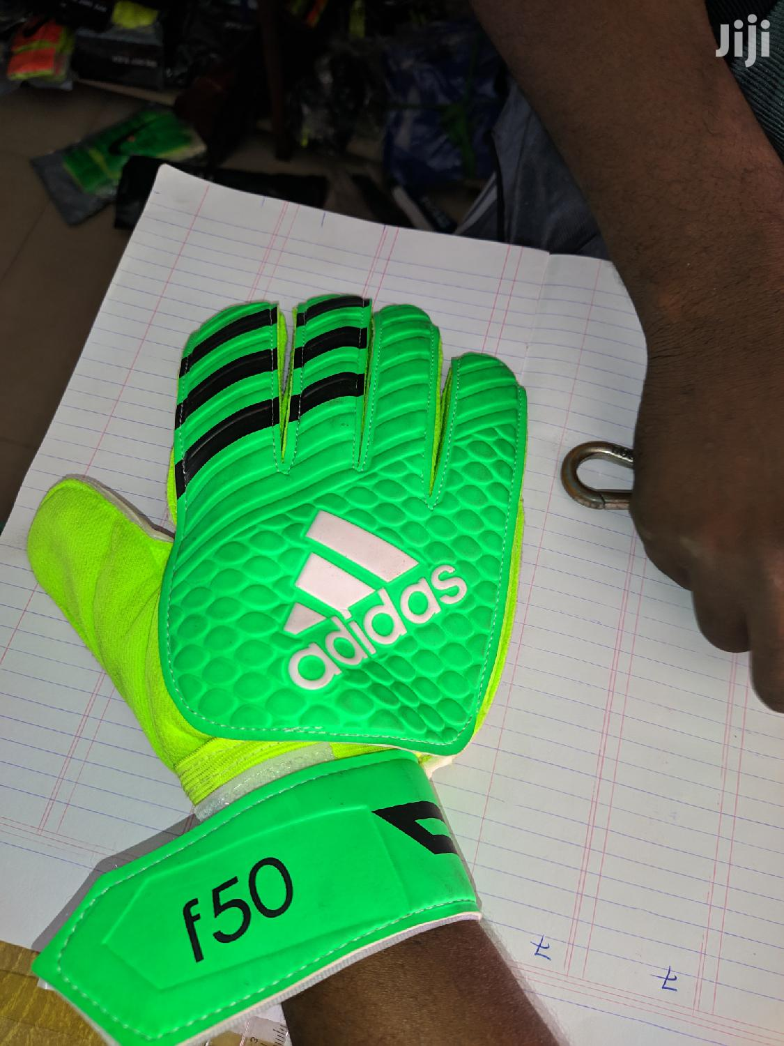 Adidas Goalkeepers Gloves | Sports Equipment for sale in Korle Gonno, Greater Accra, Ghana