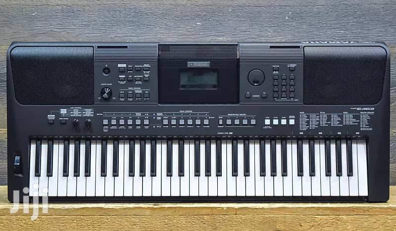 Yamaha PSR E463 Piano With Stand | Musical Instruments & Gear for sale in Ga West Municipal, Greater Accra, Ghana
