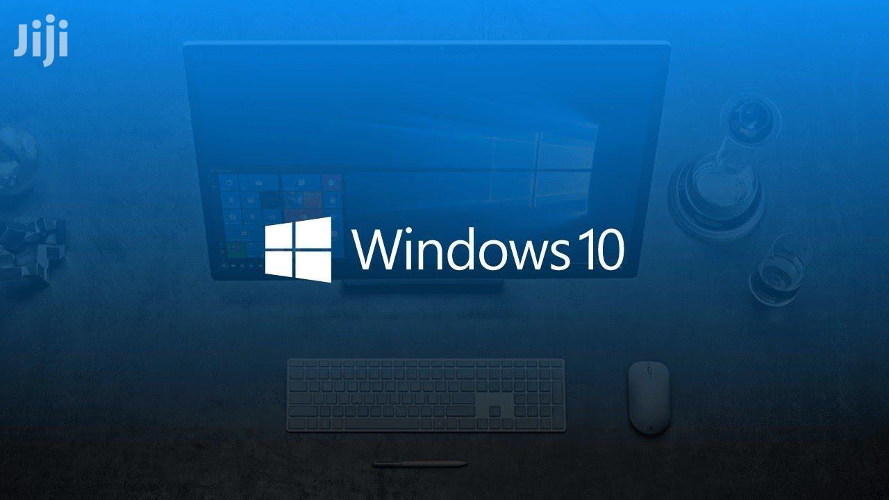 Windows 10 Pro April 2020 Update