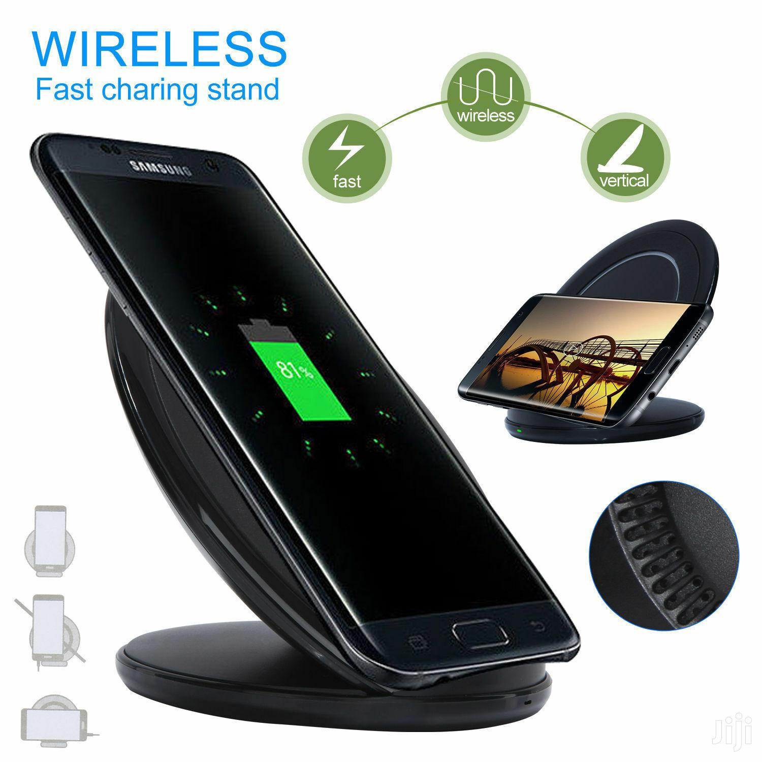 Samsung Wireless Fast Charger Pad | Accessories for Mobile Phones & Tablets for sale in Achimota, Greater Accra, Ghana