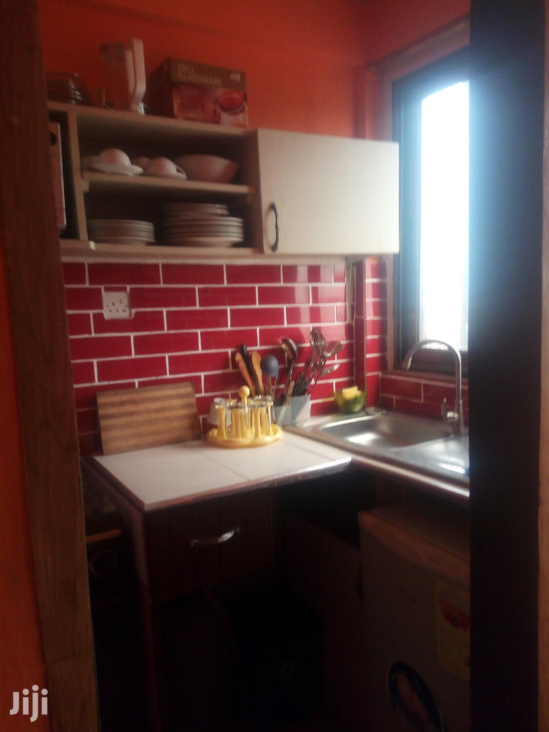 1 Bedroom Furnished Studio to Let Osu