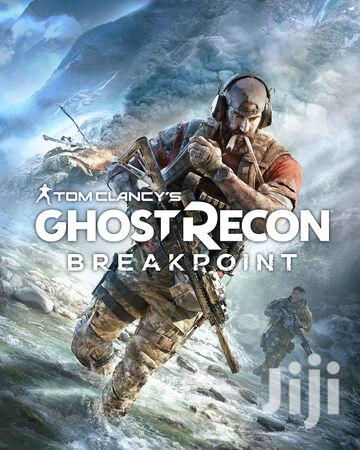 Ps4 Tom Clancy's Ghost Recon Breakpoint Digital Game