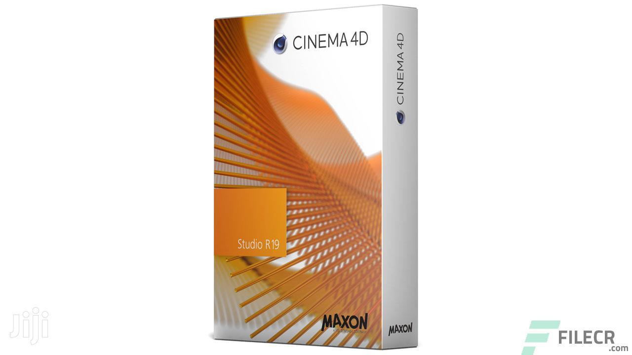 Maxon Cinema 4D Studio R21 For Win/Mac