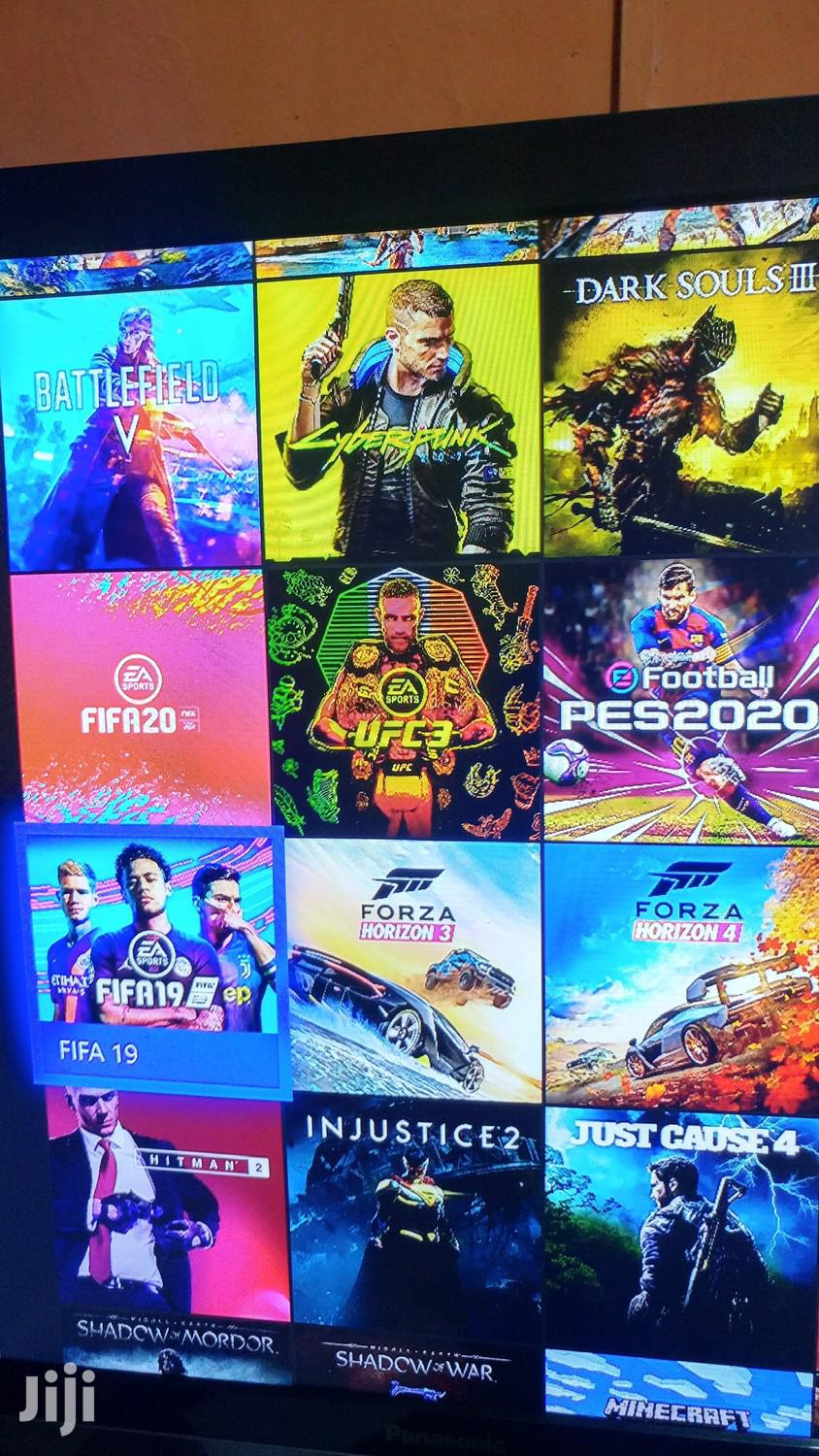Archive: Xbox One S With 15 Games