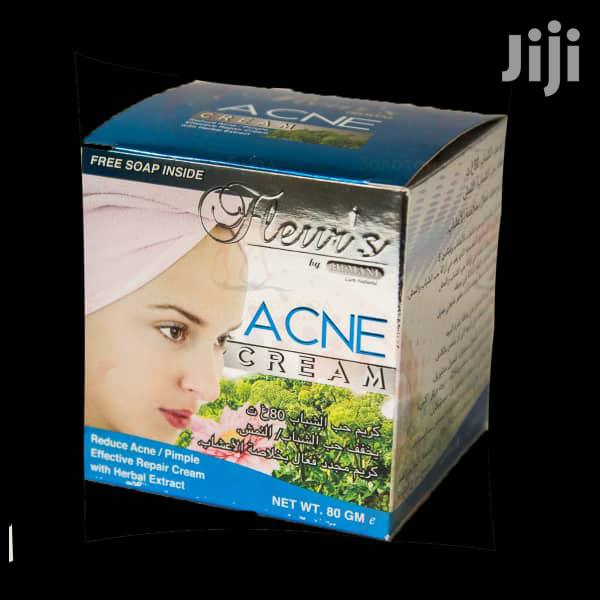 Acne Cream With Soap | Skin Care for sale in Ga East Municipal, Greater Accra, Ghana