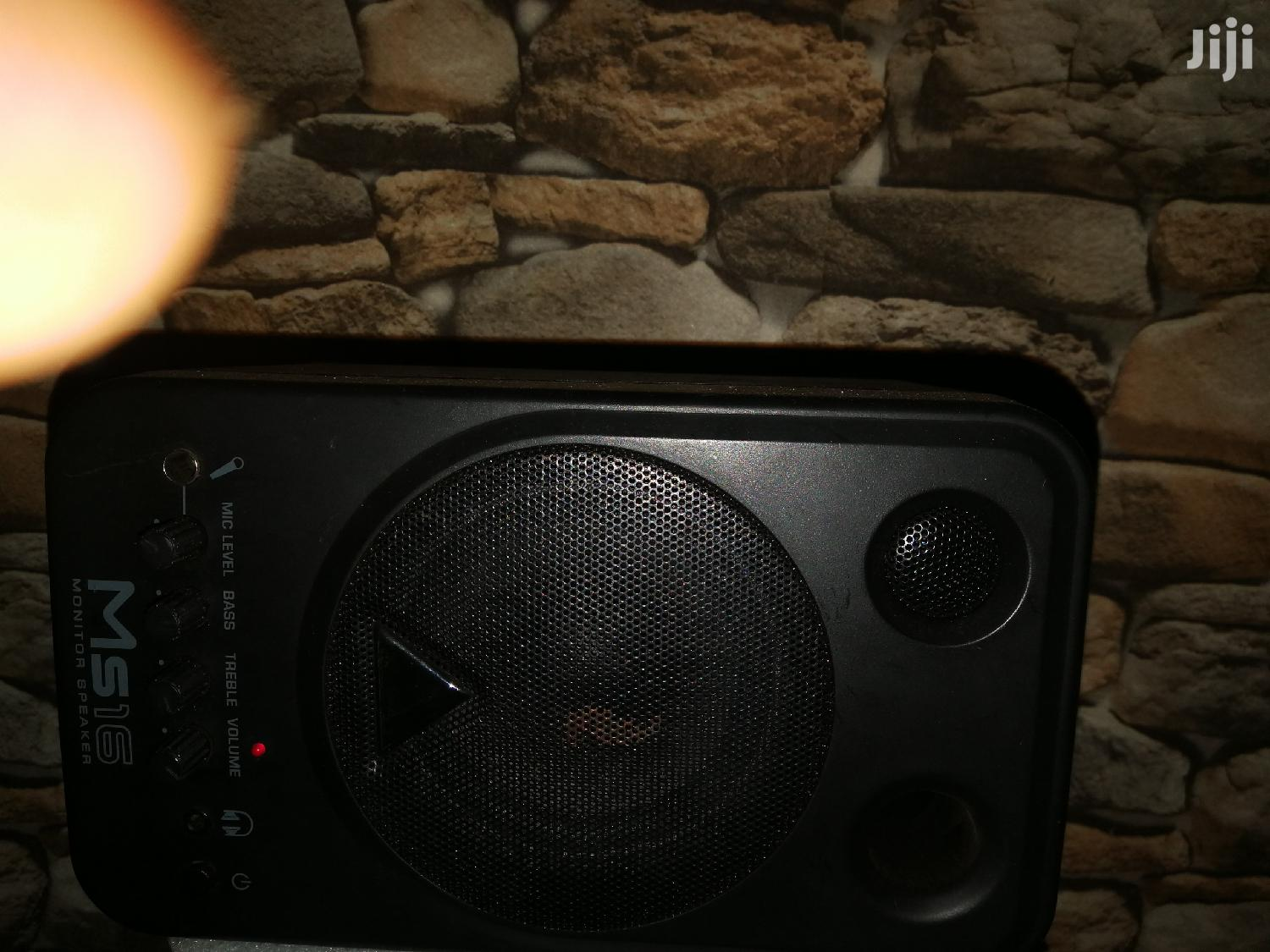 Archive: Behringer Ms16 Studio Monitor