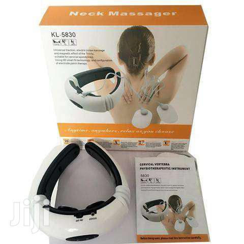 Original Neck Massager With Pulse Massge Etc | Massagers for sale in Adenta Municipal, Greater Accra, Ghana