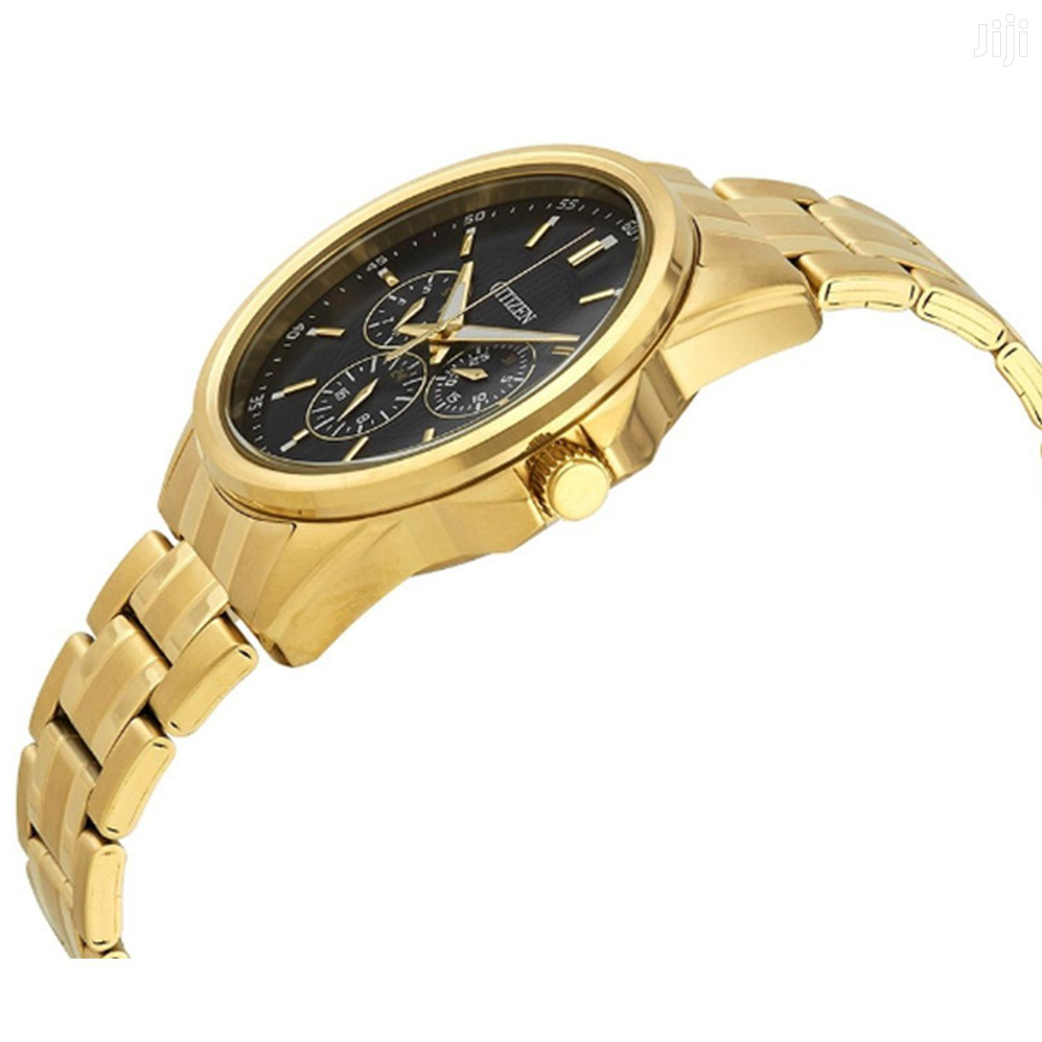 Archive: Gold Citizen Watch