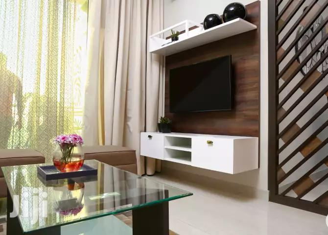 Complete Entertainment Unit From KSA Furniture. | Furniture for sale in Kwashieman, Greater Accra, Ghana