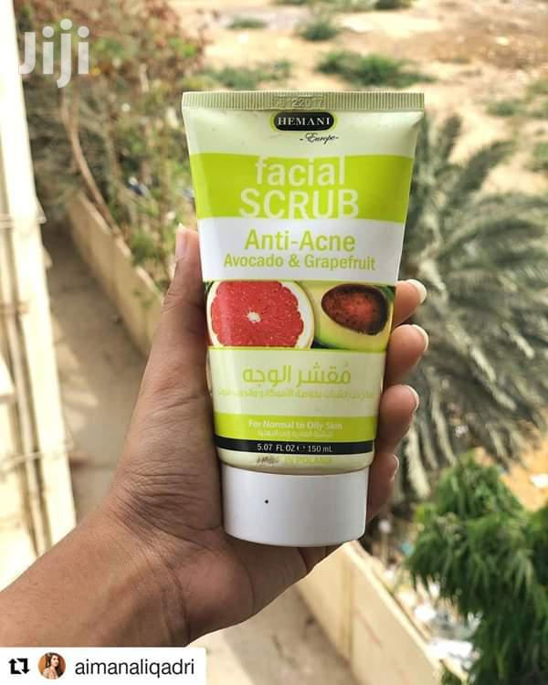 Anti Acne Facial Scrub | Skin Care for sale in Ga East Municipal, Greater Accra, Ghana