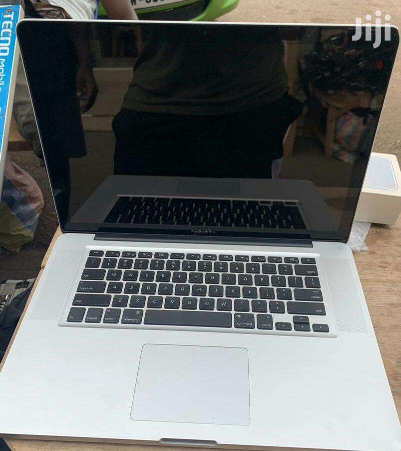 Laptop Apple MacBook Pro 4GB Intel Core I5 HDD 750GB   Laptops & Computers for sale in Dansoman, Greater Accra, Ghana