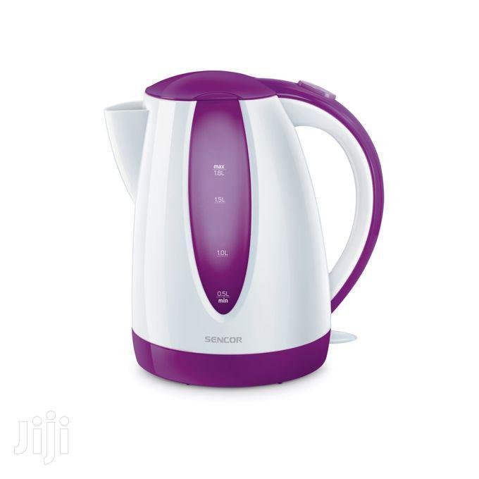 Sencor Electric Kettle - 1.8 Litre Violet