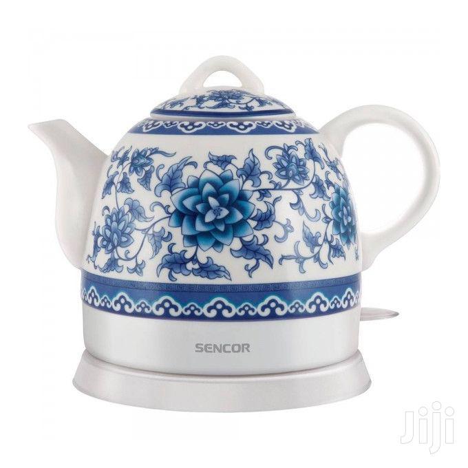 Sencor SWK 7001 Porcelain Fast Boiling Electric Kettle 0.71 Litre