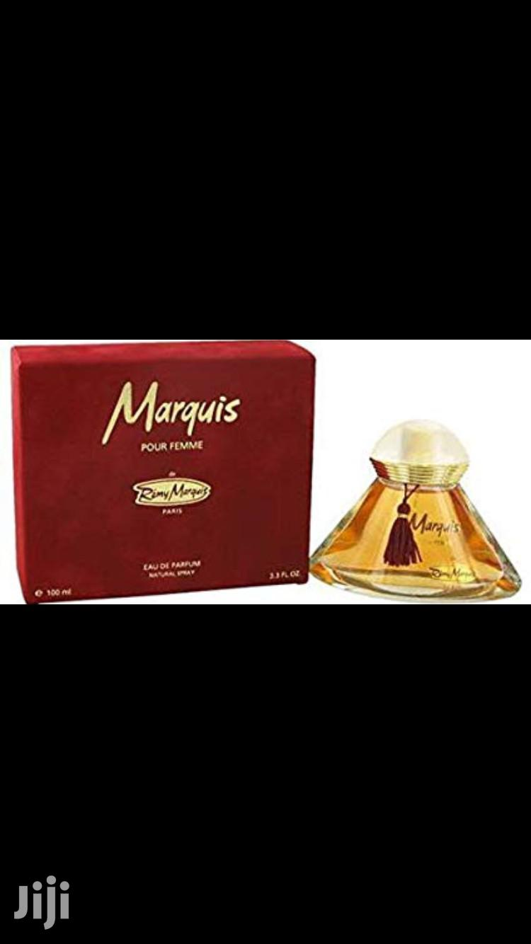 Marquiz Blue And Red Perfume