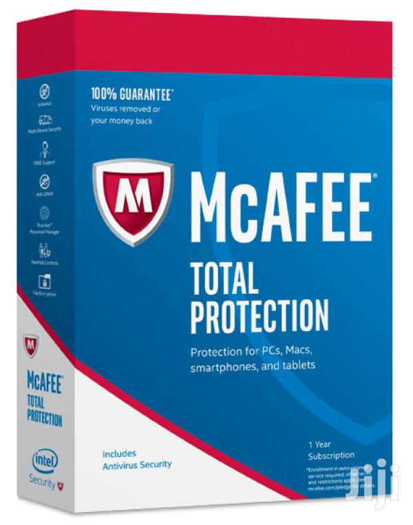 Archive: Mcafee Total Security Full Version