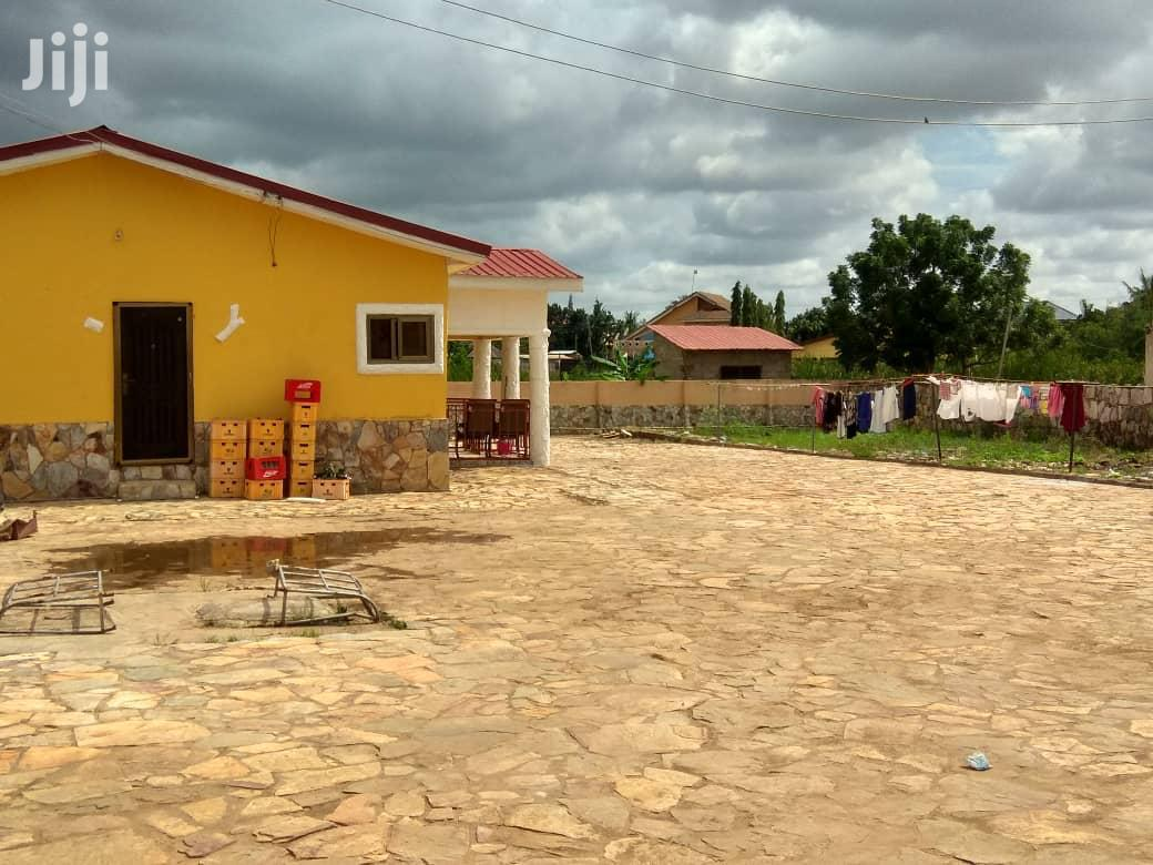 Available 10 Bedrooms House in 2 N Half Plot for Sale at Oyarifa.