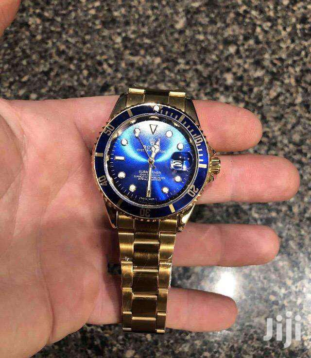 Rolex Watch Auto-date Quartz Battery Aaa+ PLUS | Watches for sale in Achimota, Greater Accra, Ghana