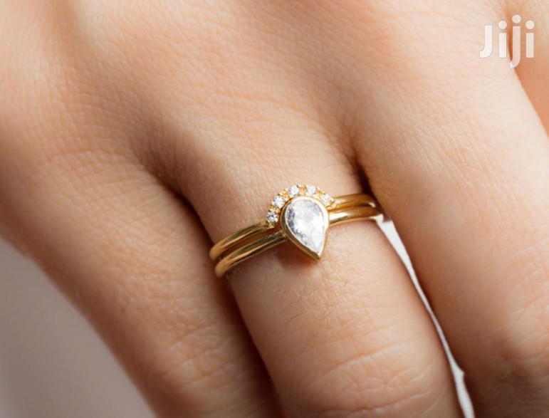14k Wedding Ring 3 Set