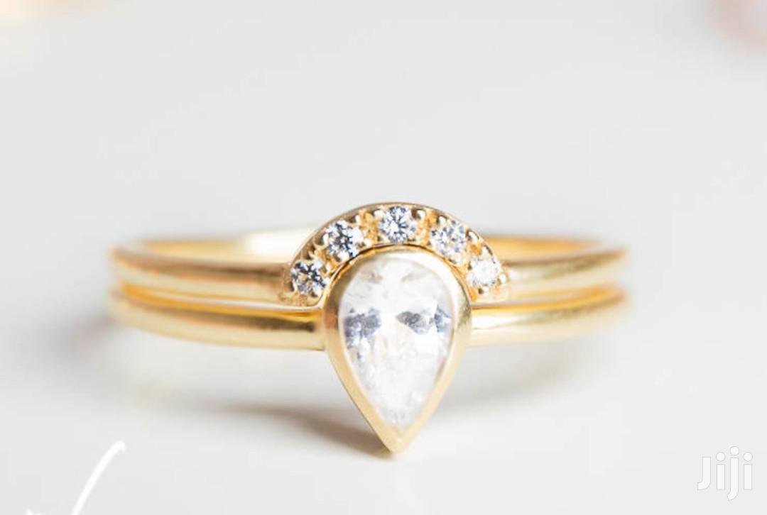Wedding Ring 14k 3set