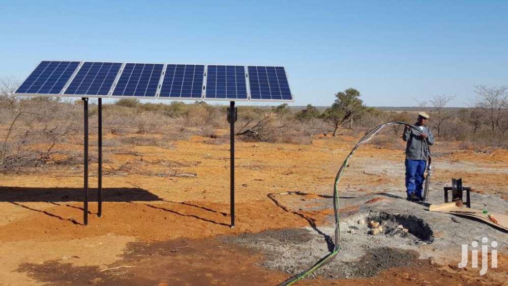 Solar Powered Boreholes(Farms/Homes)
