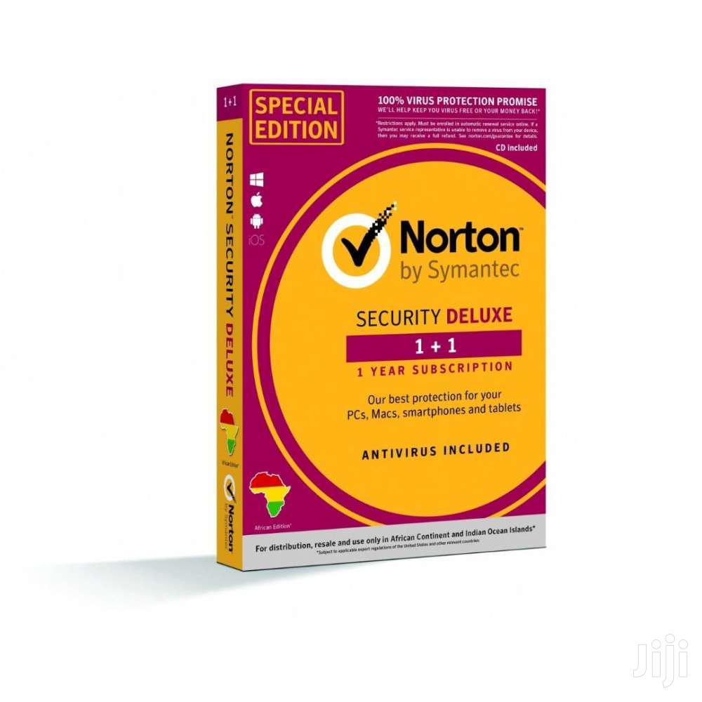Archive: Norton Anti-virus 1+1 User