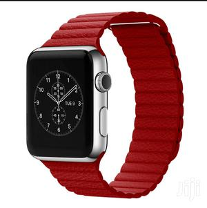 ORIGINAL Magnetic Leather Apple Watch Band