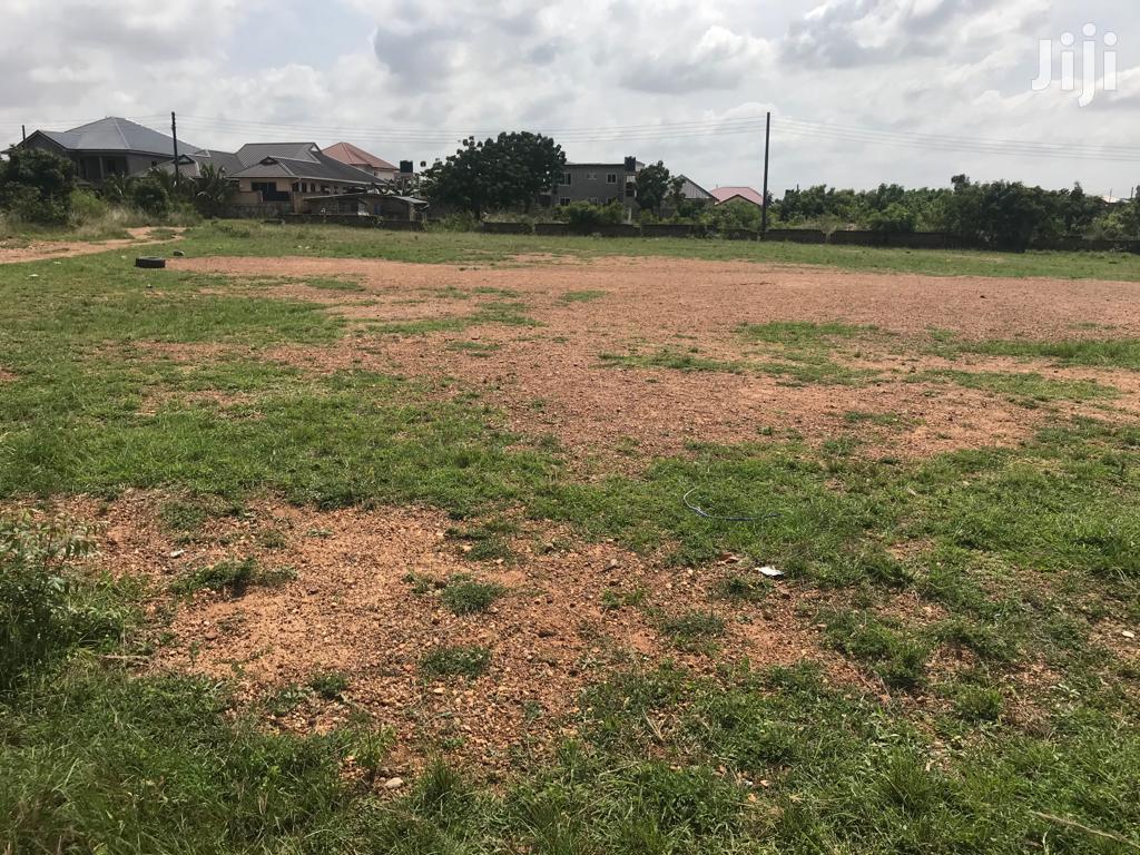 Lakeside Estate, ADENTA MUNICIPAL: 10 Plots of Vacant/Fenced Land
