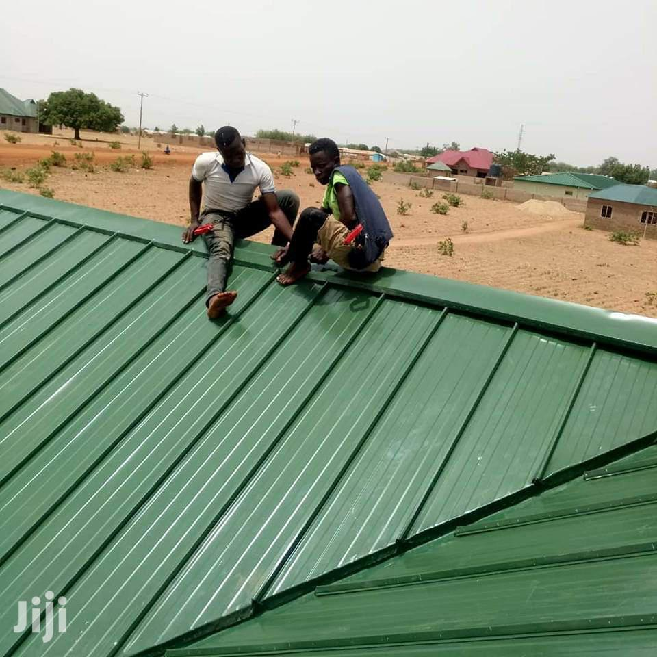 Archive: Quality Roofing System