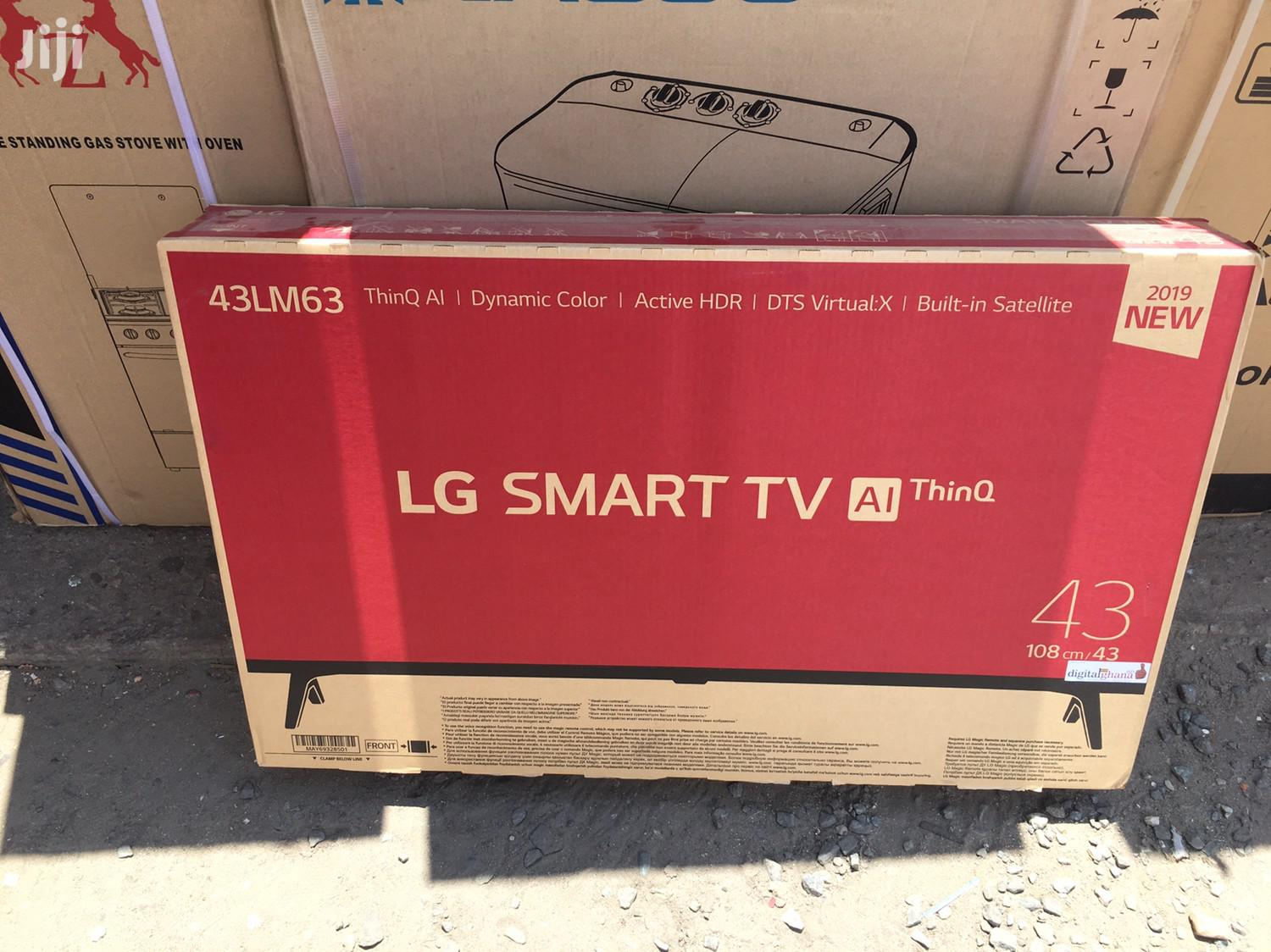 Checkout The Latest Edition Of The 2019 Lg 43 Smart S2 Led Tv