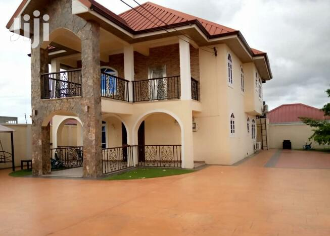 Archive: An Executive 4-Bedroom House for Rent at East Legon Hills.