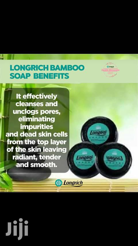 Archive: Longrich Bamboo Soap