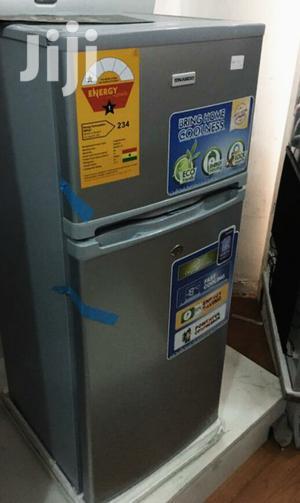 New Nasco Double Door Fridge Freezer | Kitchen Appliances for sale in Greater Accra, Adabraka