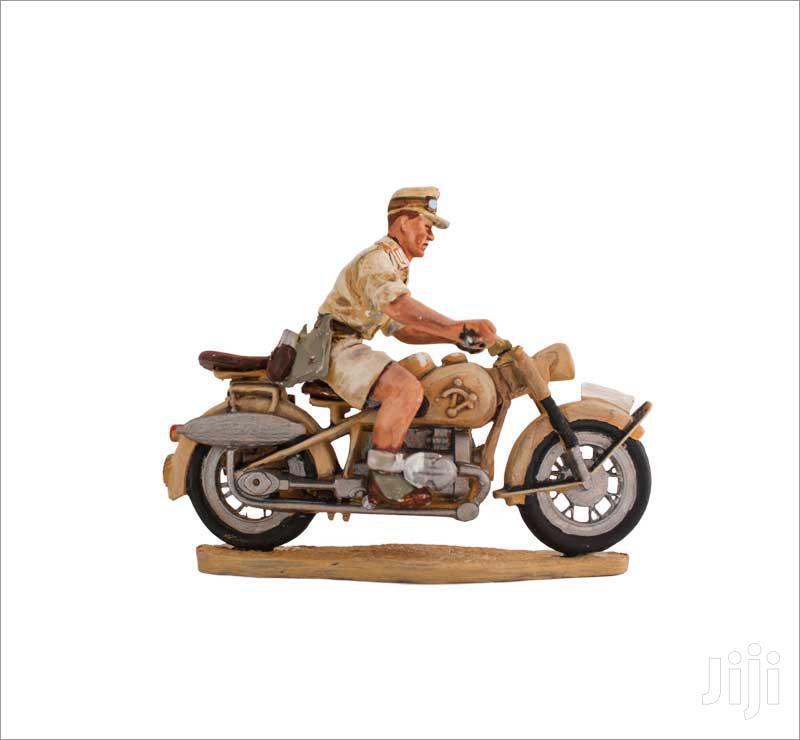 Dispatch Rider Needed For Immediate Employment