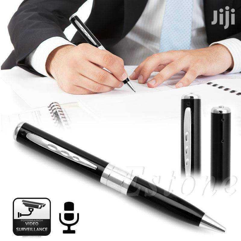 Archive: Spy Camera Pen With 32GB Memory Card