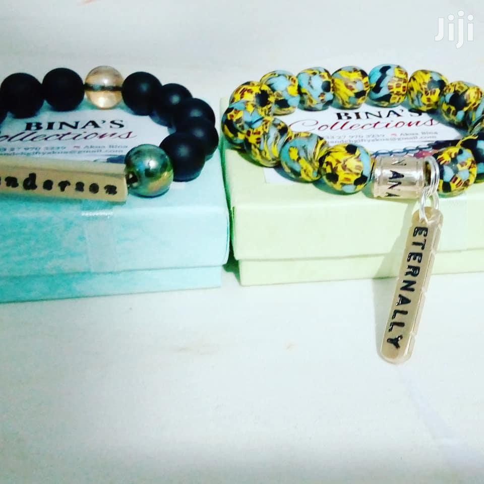 Customized Beaded Bracelet   Jewelry for sale in Cantonments, Greater Accra, Ghana