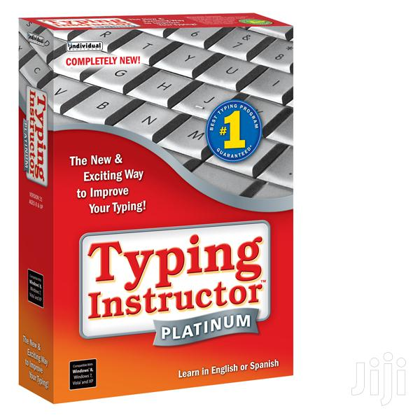 Archive: LEARN TYPING WITH Typing Instructor Platinum For Adults And Kids