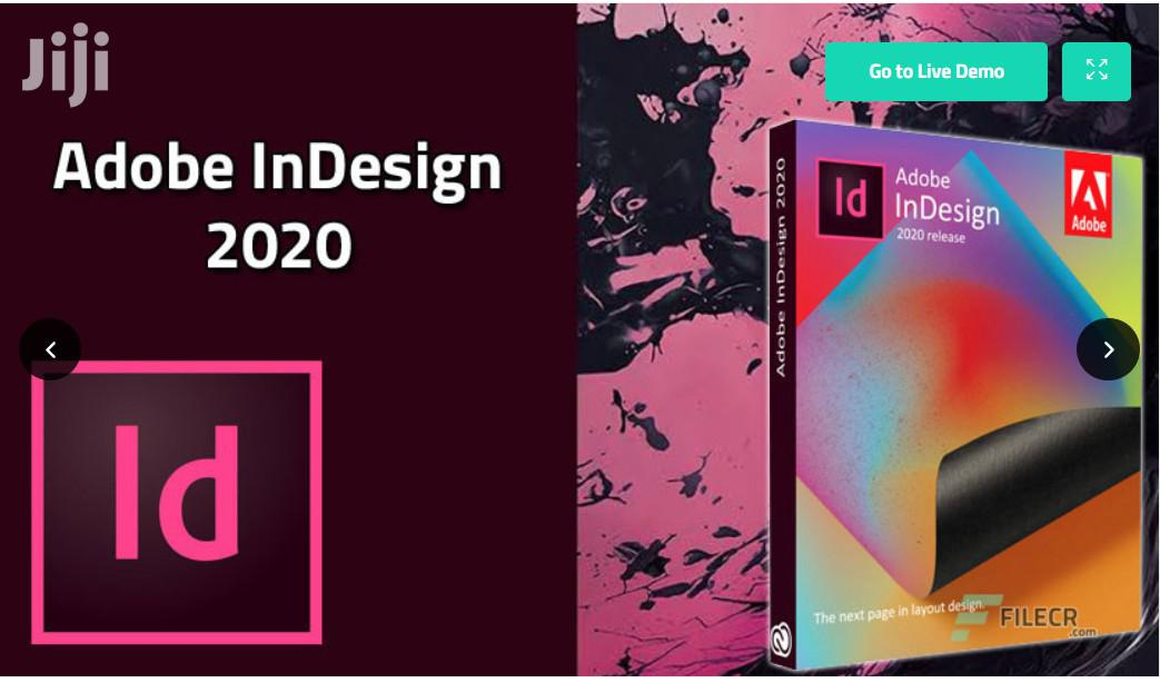 Adobe Indesign 2020 | Full Version | For Win & Mac