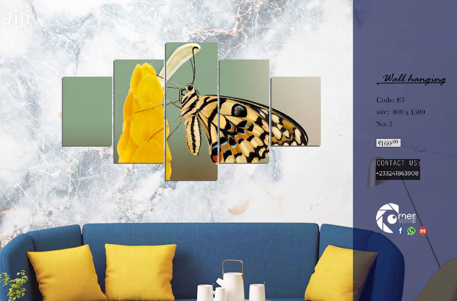 Archive: 3D Wall Art