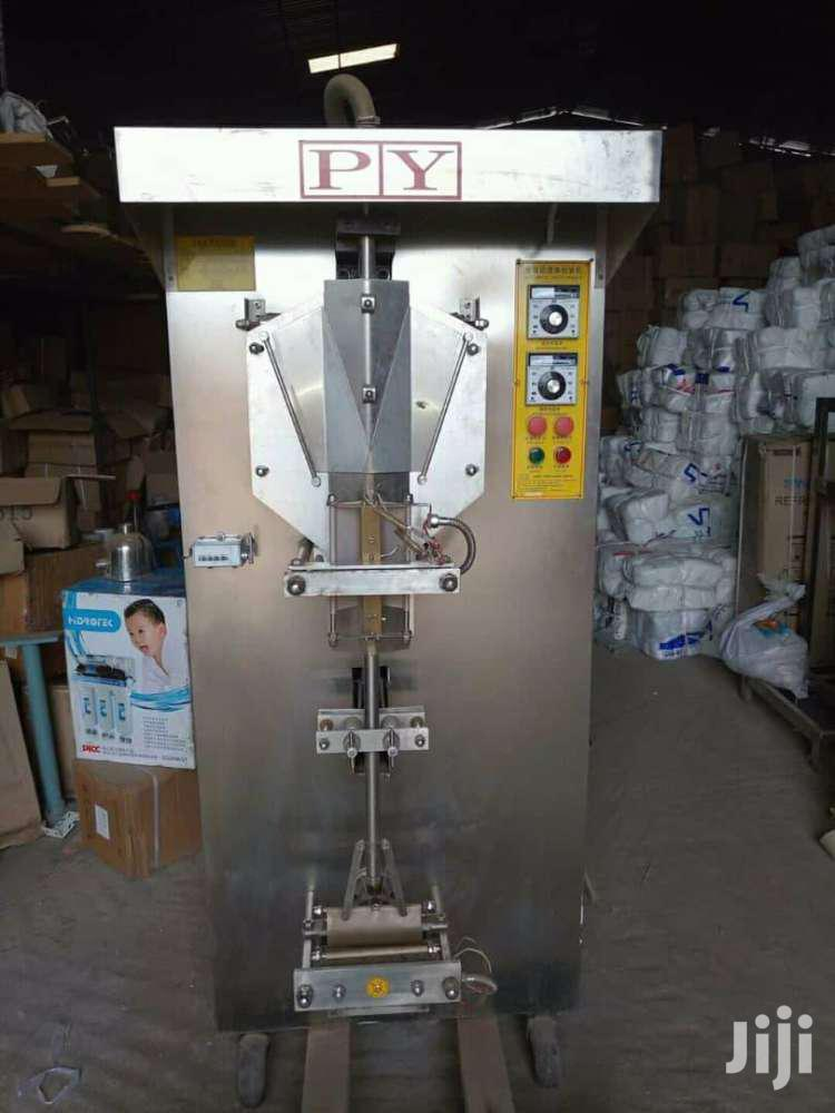 Sachet Packaging Machine | Manufacturing Services for sale in Ashaiman Municipal, Greater Accra, Ghana