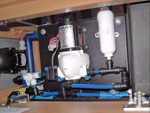 Water Treating Machine