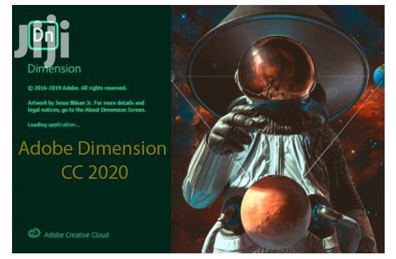 Adobe Dimension CC 2020 For Win/Mac