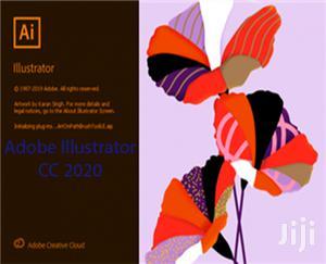 Adobe Illustrator CC 2021   Vector Graphic Software  Win/Mac   Software for sale in Ashanti, Kumasi Metropolitan