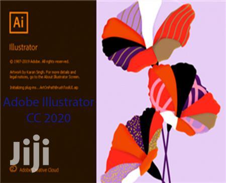 Adobe Illustrator CC 2021 | Vector Graphic Software| Win/Mac