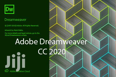 Adobe Dreamweaver CC 2020 For Win/Mac