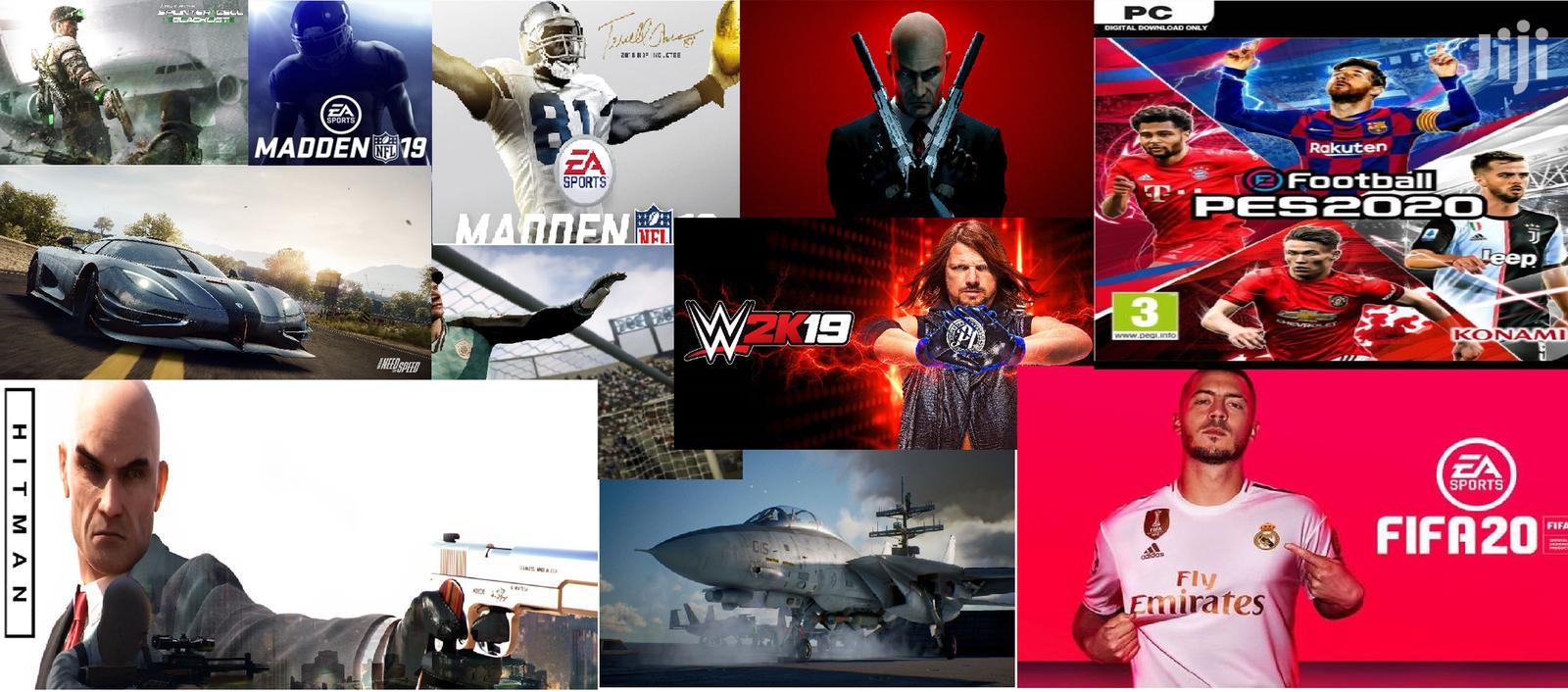 Latest PC Games | Video Games for sale in Dansoman, Greater Accra, Ghana